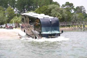 Can Your New Motorhome Drive On Water Rv Chat With Ron